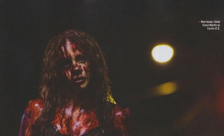 Carrie Gets a New Still: Blood-Soaked Chloe Moretz