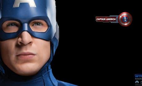 The Avengers Wallpaper: Captain America