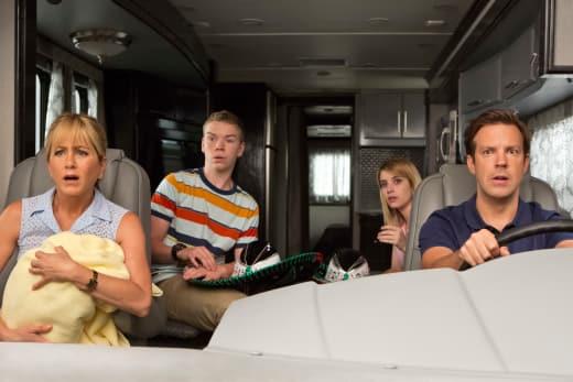 Jason Sudeikis Jennifer Aniston We're the Millers