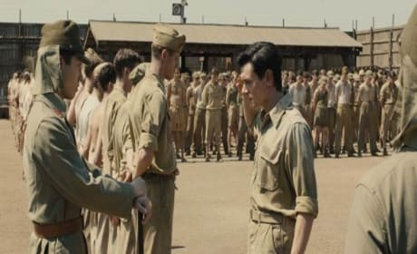 Unbroken Trailer: Angelina Jolie Directs Heroic True Tale