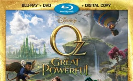 Oz The Great and Powerful DVD/Blu-Ray Combo Pack