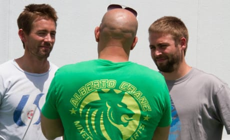 Fast and Furious 7: Vin Diesel Shares Photo of Paul Walker's Brothers