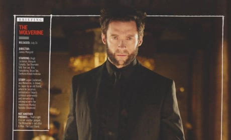 Wolverine in a Suit: New Image from Empire Magazine