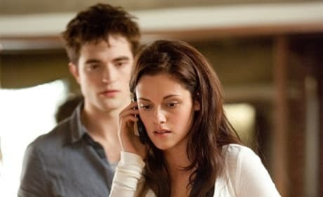 Breaking Dawn Part 1 Stars Kristen Stewart and Robert Pattinson