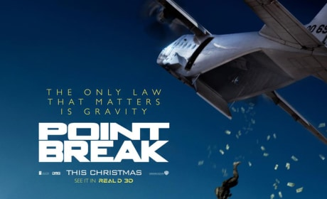 Point Break Poster Revealed: First Photos Too!