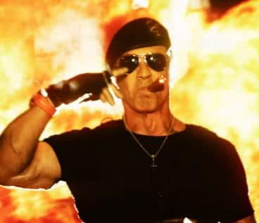 Sylvester Stallone Stars in The Expendables 3