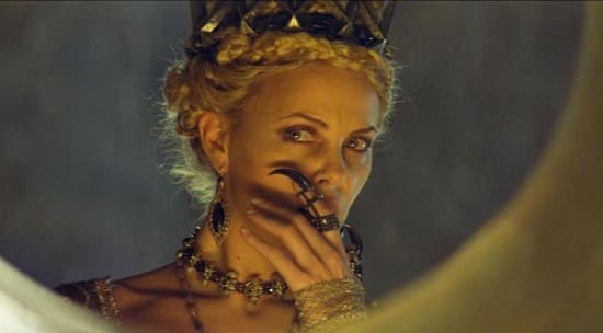 Snow White and the Huntsman: Charlize Theron