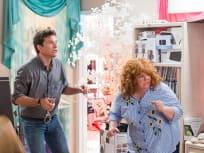 Jason Bateman and Melissa McCarthy in Identity Thief