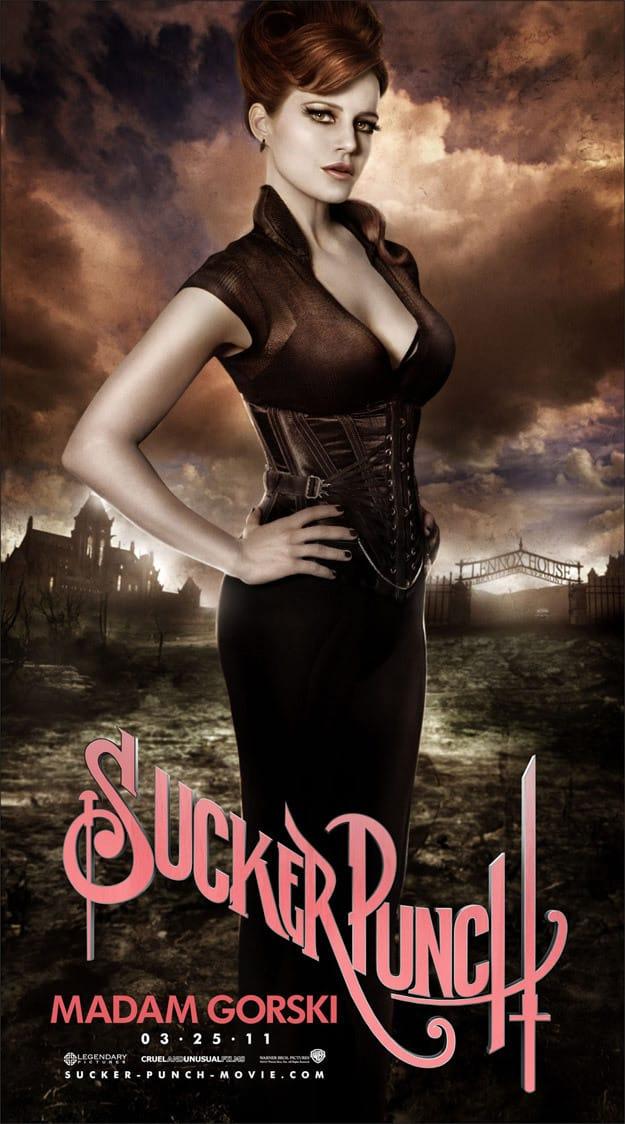 Sucker Punch Madam Gorski Poster