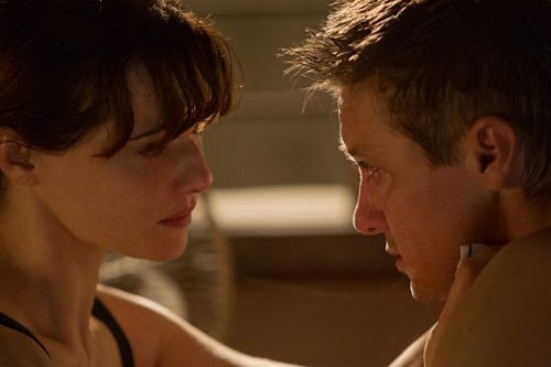 Rachel Weisz and Jeremy Renner The Bourne Legacy