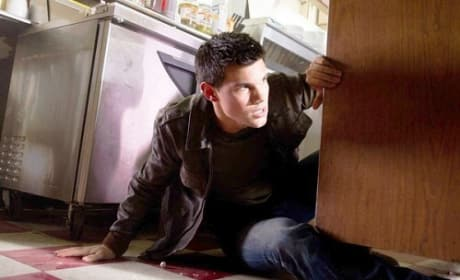 Taylor Lautner in Action in Abduction
