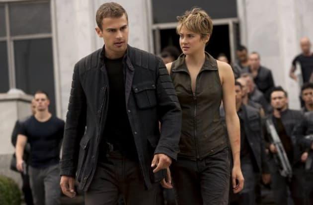 Insurgent Tris Prior Four