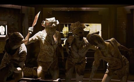 Silent Hill Revelation 3D Still