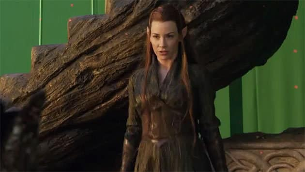 The Hobbit: The Desolation of Smaug Evangeline Lilly