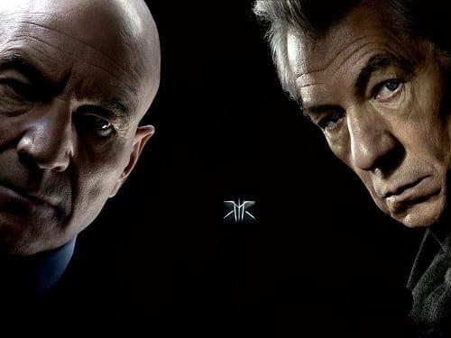 Patrick Stewart Ian McKellen X-Men