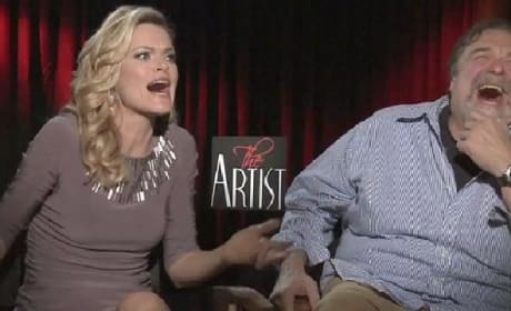 The Artist Exclusive: Getting Good with John Goodman and Missi Pyle
