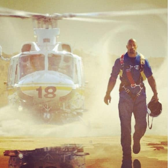 San Andreas Dwayne Johnson