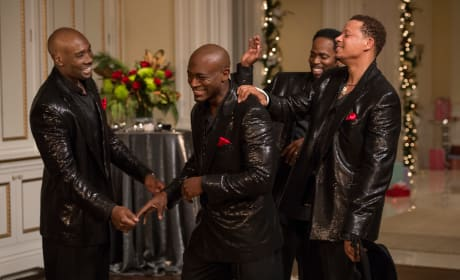 The Best Man Holiday Morris Chestnut Taye Diggs