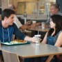 The DUFF Robbie Amell Mae Whitman Photo Still