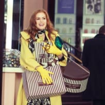 Confessions of a Shopaholic Scene