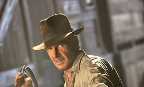 Indiana Jones and the Kingdom of the Crystal Skull Photo Update: More!