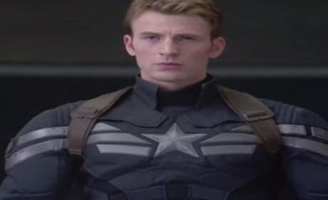 Captain America The Winter Solder UK Trailer: Cap Gives The Orders!