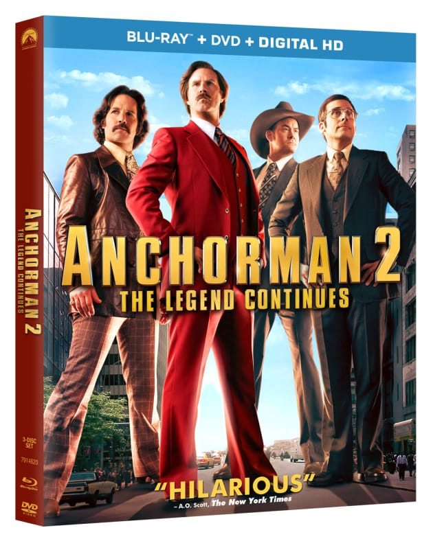 anchorman review Sometimes the key to satire is to stay fairly close to the source anchorman, like this is spinal tap, works best when it's only a degree or two removed from the excesses of the real thing when the news director goes ape over stories about cute animals at the zoo, when the promos make the news team look like a happy family, the movie is right on target.