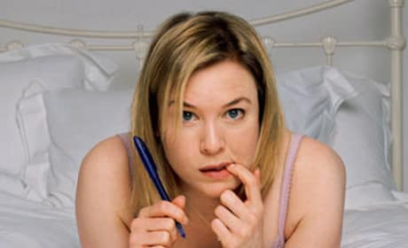 As Bridget Jones