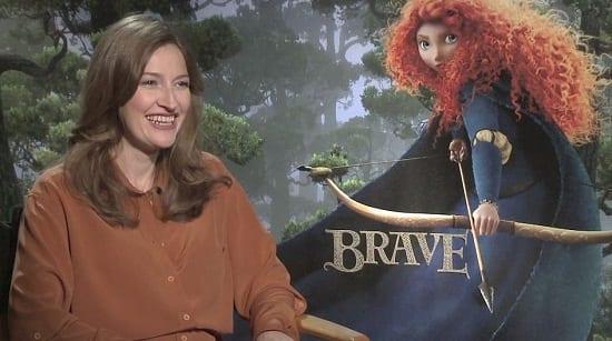 Kelly Macdonald Talks Brave
