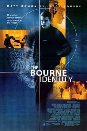 The Bourne Identity Picture