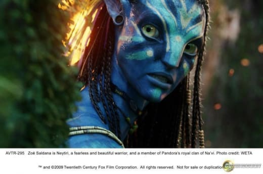 Don't mess with Neytiri