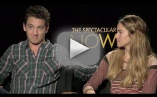 Shailene Woodley and Miles Teller Exclusive: The Spectacular Now Interview