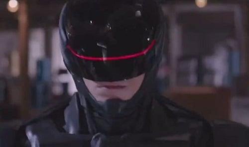 RoboCop Stars Joel Kinnaman