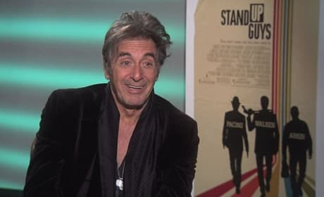 Al Pacino Stand Up Guys Interview