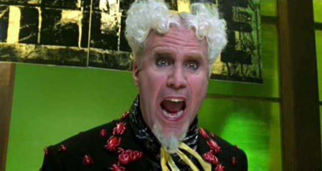 Will Ferrell Zoolander