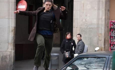 Gina Carano Stars in Haywire