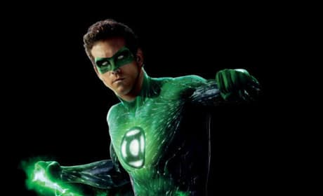 Full Length CG Costumer - The Green Lantern