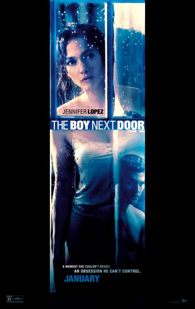 The Boy Next Door Official Poster