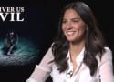 Deliver Us From Evil Exclusive: Olivia Munn Salutes Cops' Families