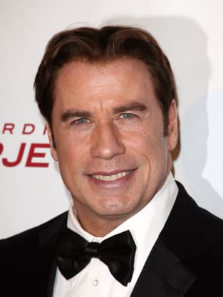 John Travolta as a Crime Boss?