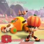 Gloyd Orangeboar Wreck-It Ralph
