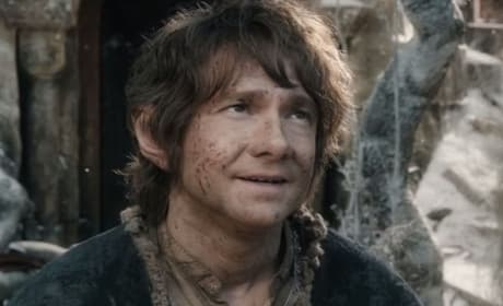The Hobbit The Battle of the Five Armies Clip: Bilbo Volunteers!