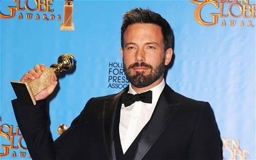 Ben Affleck Golden Globes