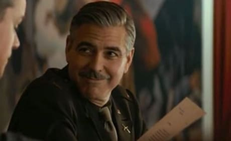 George Clooney in The Monuments Men