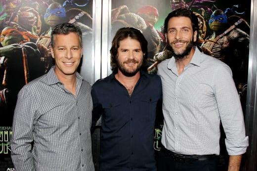 Teenage Mutant Ninja Turtles Filmmakers
