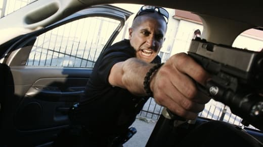 Jake Gyllenhaal End of Watch