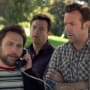 Charlie Day Jason Sudeikis Jason Bateman Chris Pine Horrible Bosses 2