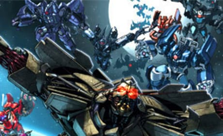 Transformers Sequel Spoilers Revealed by Comic Book