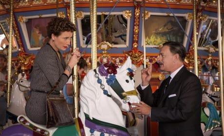 Tom Hanks and Emma Thompson Saving Mr. Banks