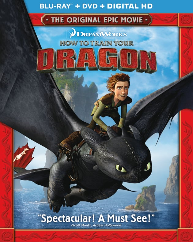 How to Train Your Dragon Collector's Edition DVD